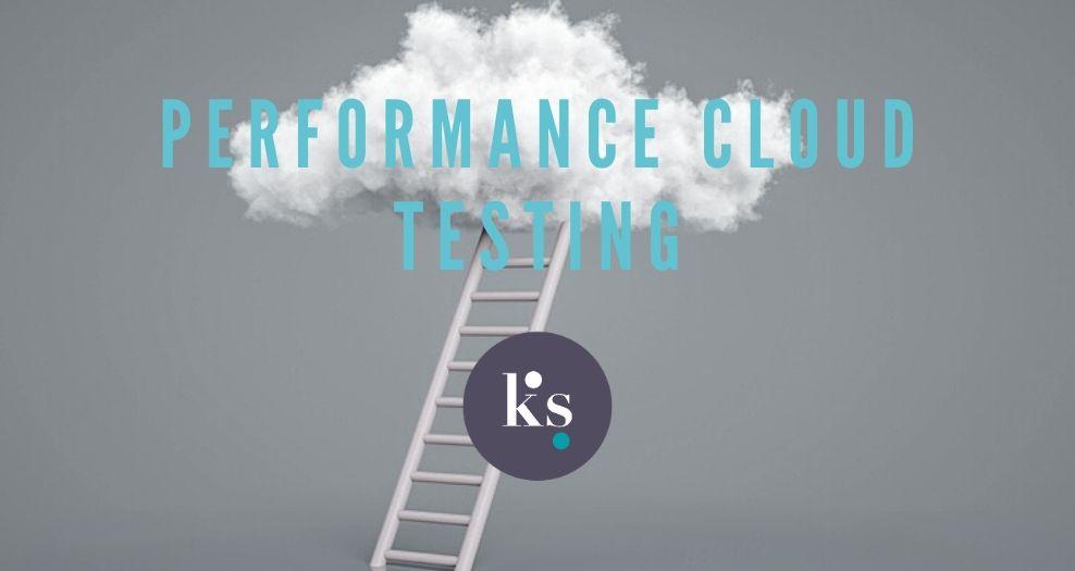 Tests de performance dans le cloud