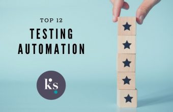 automatisation tests top outils
