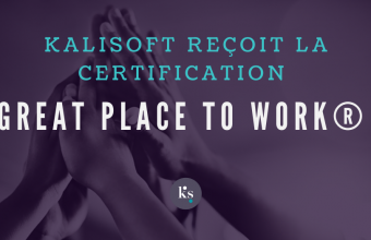 Certification GPTW 2021 Kalisoft